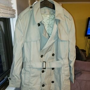 Other - Military (marine) mens Trench Coat